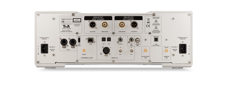 MP 3100 HV Multi Source Player