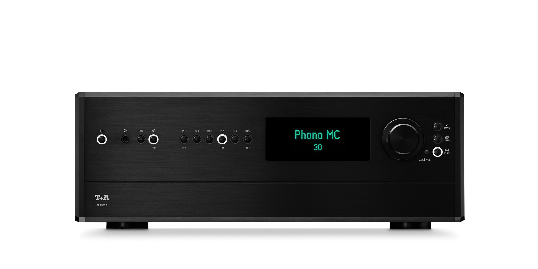 Pa 2500 R Integrated Amplifier High Impedance Input Hi Fi Tone Control