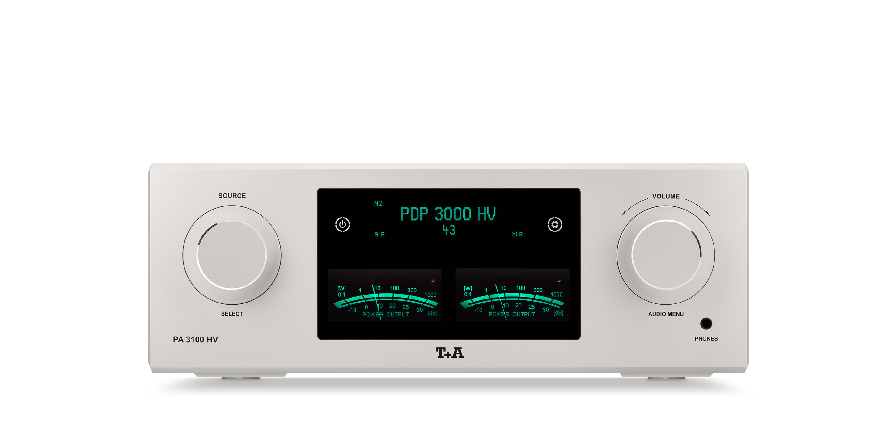 Pa 3100 Hv Integrated Amplifier Stereo Volume Control In Headphone Electrical Engineering